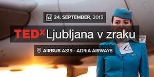 TEDxLjubljanaSalon v zraku