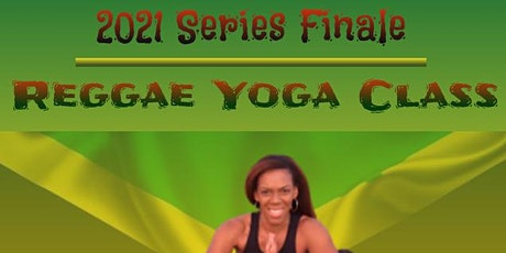 Reggae Yoga At The Park tickets