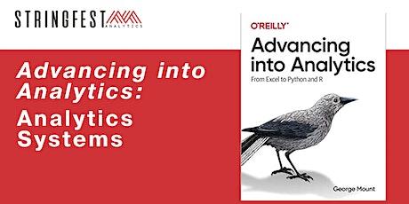Advancing into Analytics: Analytics Systems entradas