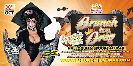 Brunch is a Drag - HalloQueen Spooktacular tickets