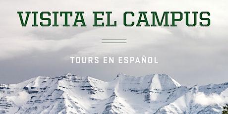 UVU Tours en Espanol 2021-2022 tickets