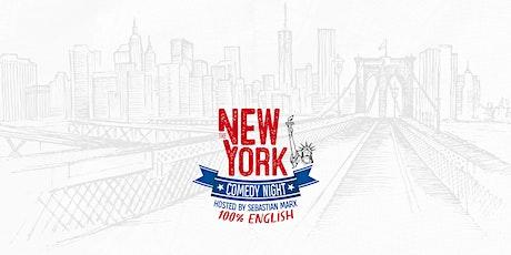The New York Comedy Night billets