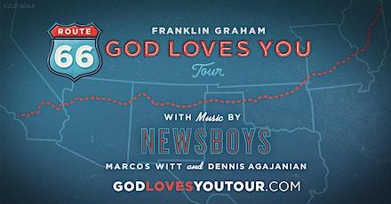 Newsboys - Merchandise Volunteers - Oklahoma City, OK tickets