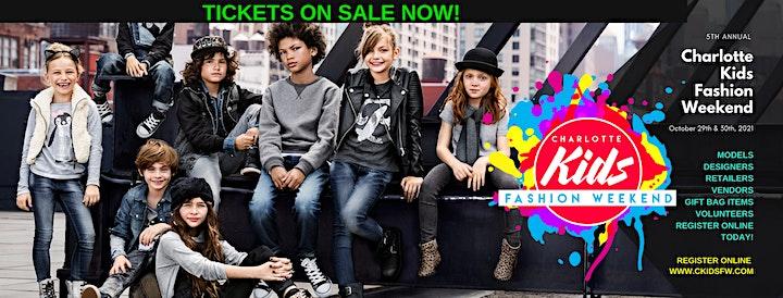 5th Annual Charlotte Kids Fashion Weekend image