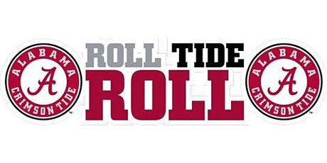 Official Alabama Crimson Tide Watch Party tickets