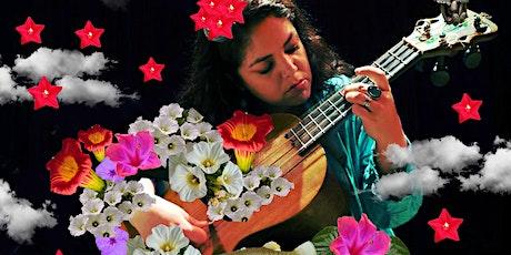 Laura Rebolloso en GDL boletos