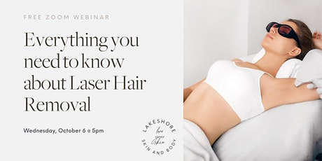 Everything you need to know about Laser Hair Removal tickets