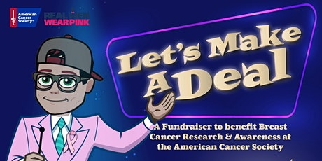 Let's Make A Deal Fundraiser for Real Men Wear Pink tickets