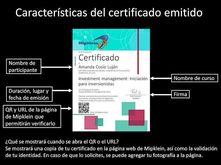 """Imagen de Curso online """"Investment manegement: Iniciación para inversionistas"""""""