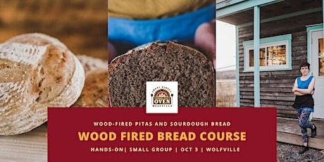 Wood Fired Sourdough Bread Workshop tickets