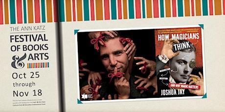 Ann Katz Festival: Joshua Jay tickets