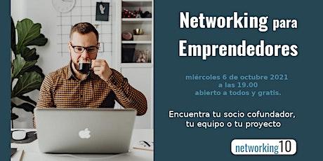 OpenZoom: networking para emprendedores y autónomos (en Madrid) boletos