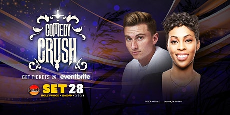 Factory Presents: Comedy Crush!! tickets