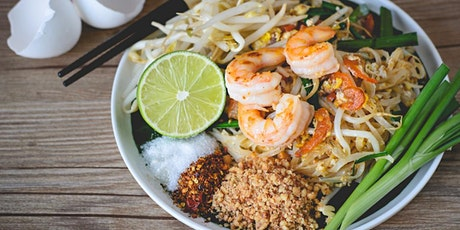 PAD THAI COOKING MASTER CLASS tickets