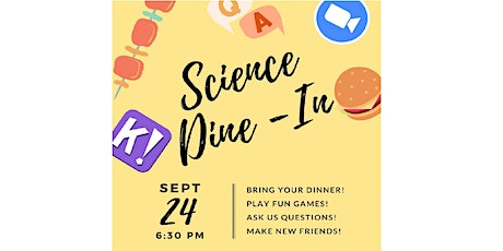 Science Dine-In tickets