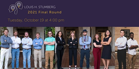 Stumberg Venture Competition, Final Round tickets