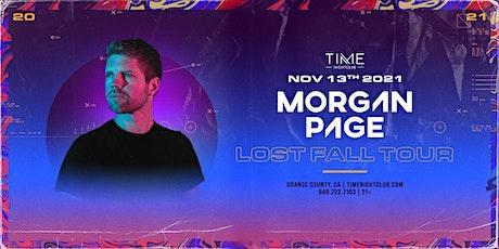 Morgan Page tickets