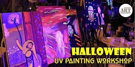 HALLOWEEN UV Painting Workshop tickets