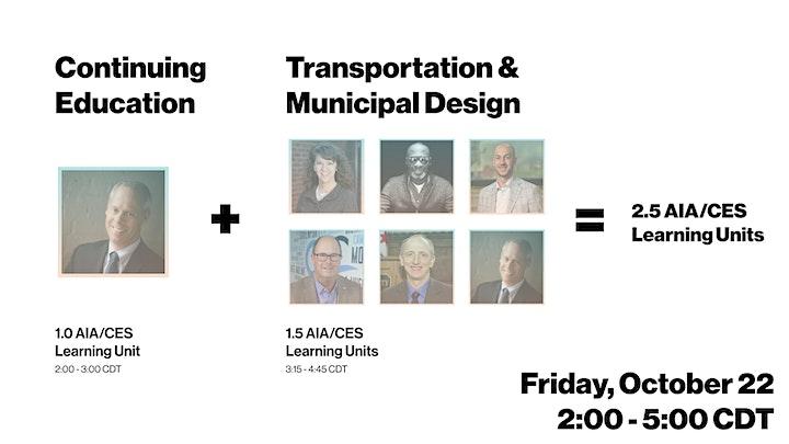 THINK TANK 2021 | HOMECOMING: Transportation & Municipal Design image