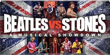 Beatles v. Stones tickets