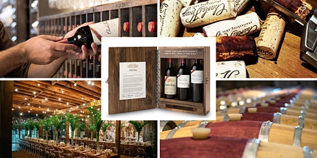 Charles Krug Winery Library Dinner tickets