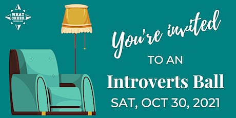 An Introverts Ball: A What Cheer Writers Club Fundraiser tickets
