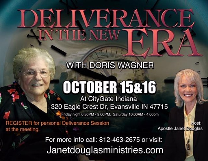 Deliverance in the New Era image
