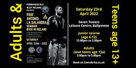 Antonio La Salandra, Ireland Seminar 2022 tickets