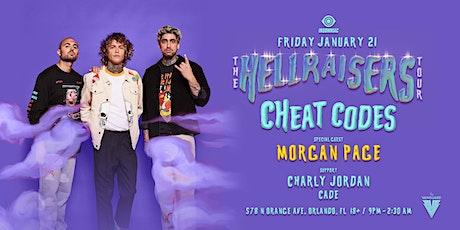 Cheat Codes w/ Morgan Page & Charly Jordan tickets