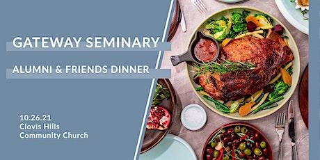 Alumni and Friends Dinner - CSBC tickets