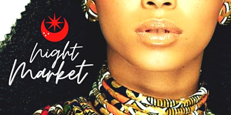 Caribbean Eats Indoor Night Market:  An All Black Affair tickets