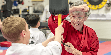 An Evening with Sensei Helen Dugan to Thank Her for 30 Years of CHAMPS tickets