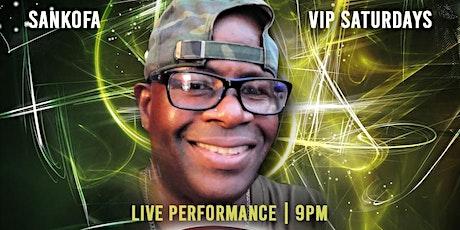 VIP Saturdays ft Curtis B LIVE ! tickets