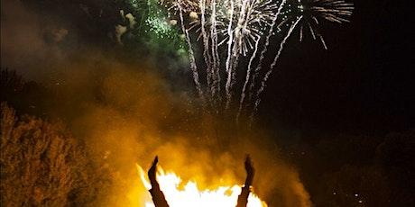 Nevill Bonfire Fireworks Display tickets