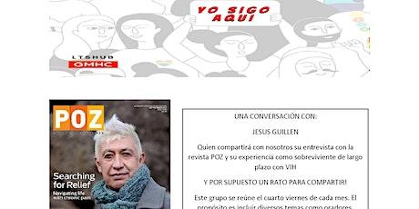 Yo Sigo Aqui - Una conversación con Jesus Guillen tickets