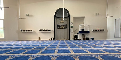 Jumuah 1 - 09/24/2021 @ 12:30pm. Check in @ 12:00pm tickets