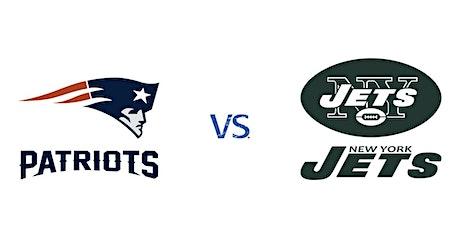 New England Patriots vs New York Jets   NFL Madrid Bar entradas