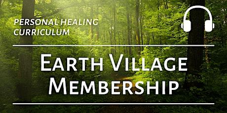Earth Village Membership tickets
