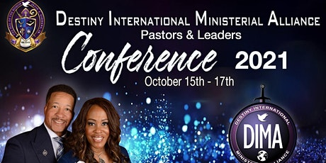 D.I.M.A. Conference 2021 (Friday Evening Service) tickets