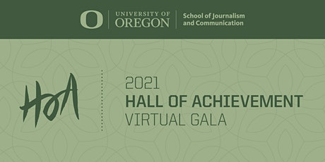 2021 Hall of Achievement Virtual Gala tickets