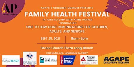 Agape Children's Museum presents: Family Health Festival tickets