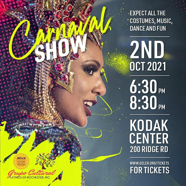 CARNAVAL SHOW image