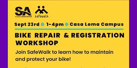 Register Your Bike Event @ 3 pm tickets
