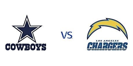 Dallas Cowboys vs Los Angeles Chargers   NFL Madrid Bar entradas
