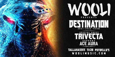 WOOLI - The Destination Tour - Tallahassee, FL tickets