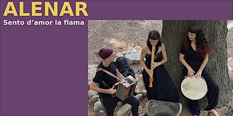 Alenar (músiques del món). 7é Festival de Música Antiga la Vila del Joy entradas