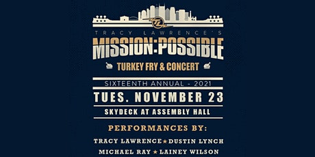 Tracy Lawrence's Mission:Possible Turkey Fry Benefit Concert tickets