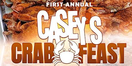 Casey Crab Feast tickets