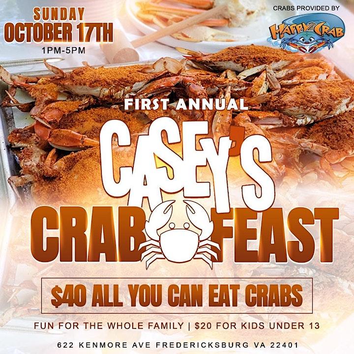 Casey Crab Feast image