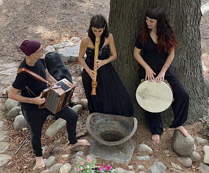 Imagen de Alenar (músiques del món). 7é Festival de Música Antiga la Vila del Joy